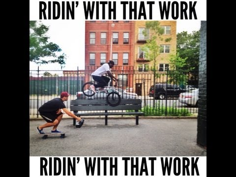 Nigel Sylvester - Ridin  With That Work (Feat. French Montana)