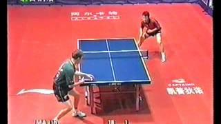JO Waldner vs Ma Lin Set 3