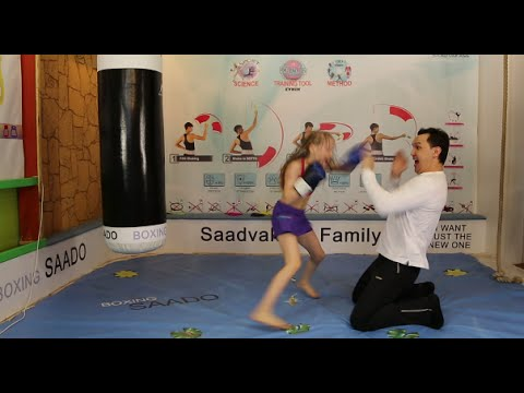 Amazing Boxing! The Fastest Girl, 2 Years After Triumph. CАМАЯ БЫСТРАЯ ДЕВОЧКА, спустя 2 года video
