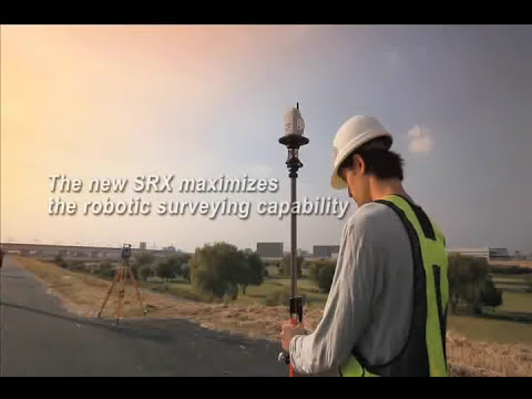 Sokkia X Series SRX Robotic Total Station