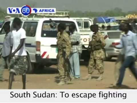 Central African Republic: More killings reported in capital Bangui - VOA60 Africa 01-17-2014