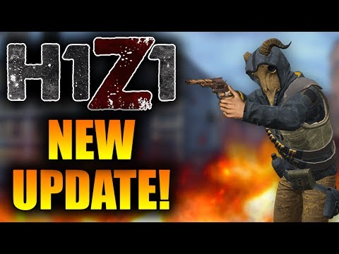 Reacting to New Magnum Update! *OVERPOWERED*! H1Z1 New Combat Update Coming to H1Z1!