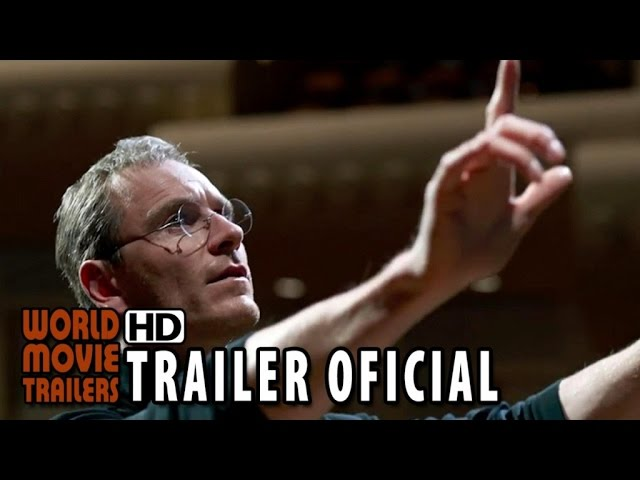 Steve Jobs Trailer Internacional #2 Legendado (2015) - Michael Fassbender HD
