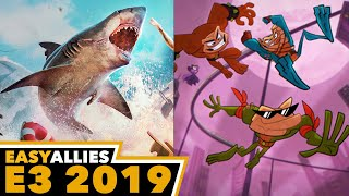 Maneater, Battletoads, and More - Impressions Day 4.6 - E3 2019