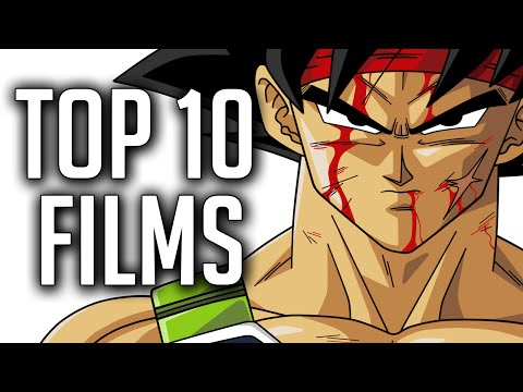TOP 10 FILMS DRAGON BALL Z