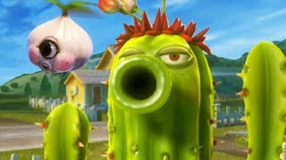 Plants vs. Zombies: Garden Warfare - The Cactus