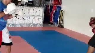 ARTES: MARCIAIS (EQUIPE:  GUERREIROS G/F THAY KICKBOXING (MMA)(13)