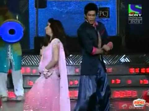 56th Filmfare Awards -Performance by Sharukh Khan and Madhuri Dixit
