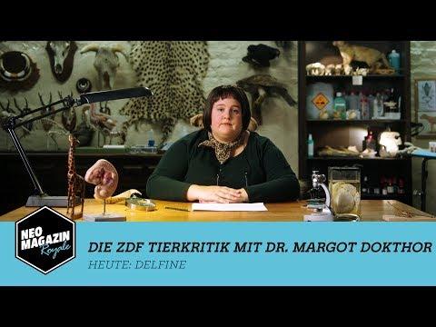 Die ZDF Tierkritik mit Dr. Margot Dokthor: Delfine | NEO MAGAZIN ROYALE mit Jan Böhmermann - ZDFneo