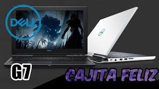 Reseña Laptop gamer Dell G7