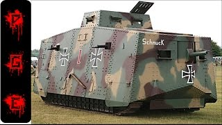 Top 10 los mejores tanques de la primera guerra mundial