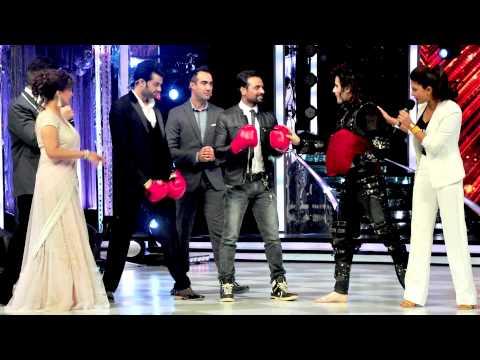 Priyanka Chopra promotes Mary Kom on Jhalak Dikhhla Jaa 7