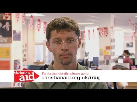 Christian Aid: Iraq crisis appeal