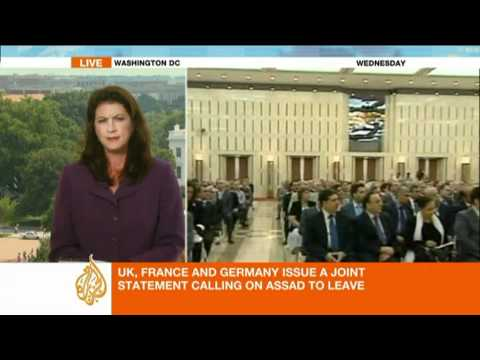 Al Jazeera's Patty Culhane comments on Obama's Syria statement