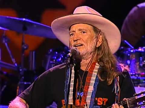 Willie Nelson - Sittin&#039; In Limbo (Live at Farm Aid 1997)