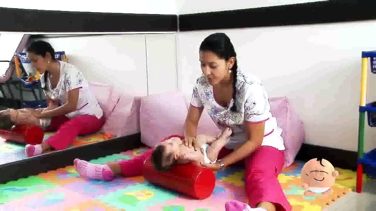 Ejercicios de estimulaci n para beb s de 3 a 6 meses youtube - Bebes de tres meses ...