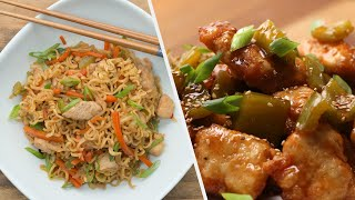 5 Chinese Inspired Takeout Dishes • Tasty