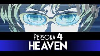 """Heaven"" - Persona 4 (Cover by Sapphire feat. AshestoAshesJC)"