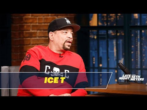 Ice T Reflects on 19 Years on Law & Order: SVU