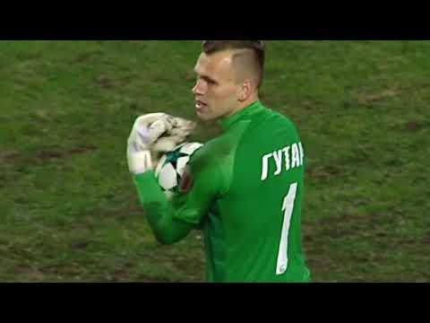 Черноморец - Олимпик. Обзор матча. 2:1. 19.11.2017