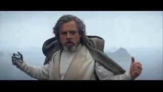 Star Wars Hamilton Luke Wait For It