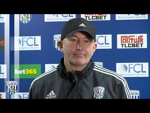 Tony Pulis previews Albion's fifth round tie at Reading in the FA Cup