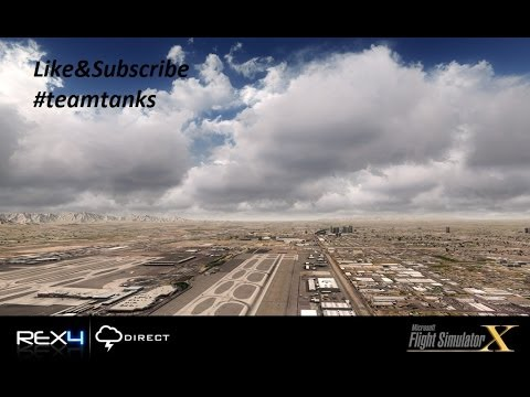 ✈ FSX Rex 4 Texture Direct Review