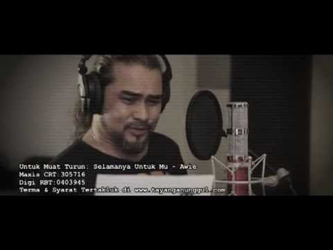 [MTV] Awie - Selamanya Untukmu (OST Bikers Kental)