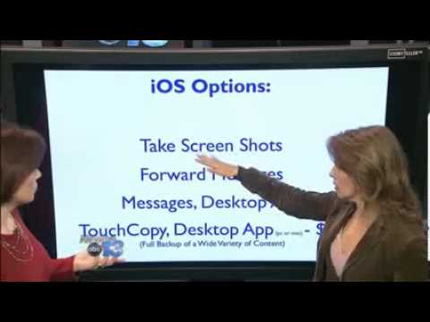 ABC TV with Francie Black: How do I Save Text Messages - Android. iOS. Touch Copy
