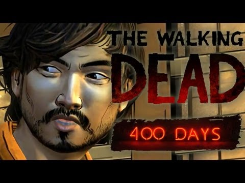 The Walking Dead 400 Days Gameplay DLC (Vince)