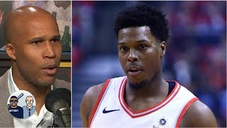 Kyle Lowry 'needs to step up' vs. Magic  - Richard Jefferson | Jalen & Jacoby
