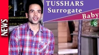 Latest Bollywood News - Tusshar Become A Father - Bollywood Gossip 2016