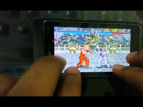 Tekken Advance Game Playback on Nokia N8 - Symbian Belle - N8FanClub.com