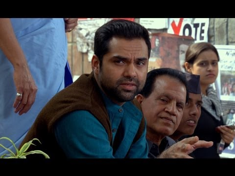 Abhay Deol Invites You To Watch The New Song 'Nazar Laaye' - Raanjhanaa