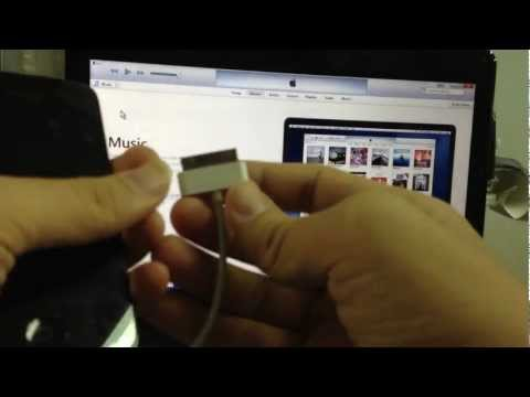 วิธีการ RESTORE IPHONE4 ล้างโปรแกรม