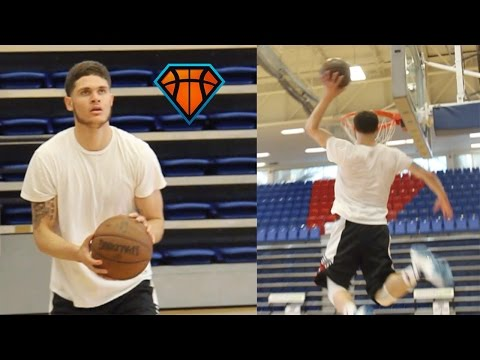 Tyler Johnson Off-Season Workout with Cody Toppert | Miami Heat Guard