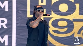 Ty Dolla $ign brings out Wiz Khalifa and Dej Loaf at Summer Jam 2015
