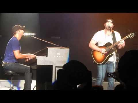 Crazy Girl - Luke Bryan/Lee Brice - Atlanta - 7/25/14