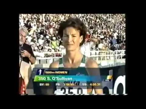 1997, Sonia O'sullivan, World Athletics Championships, 1500m, Final video