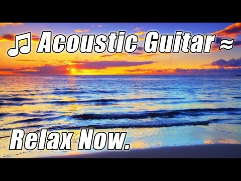 Acoustic Guitar Music Relaxing Background Classical Instrumental For Studying Study Songs Slow Soft video