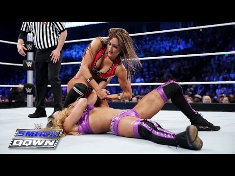 Nikki Bella vs. Cameron: SmackDown, April 30, 2015