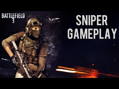 Battlefield 3 Montages - Sniper Kill Montage 7.0
