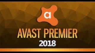 Como Baixar e instalar o Avast 2018 Premier Com Serial ATE 2026 Grátis