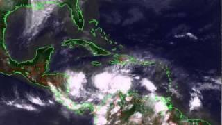 Tropensturm Tomas Erreicht Haiti