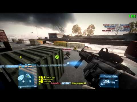 "Battlefield 3 | WTF?! #5 - ""Unkillable Soldier"""