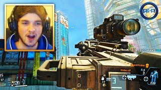 "TITANFALL Gameplay - LIVE w/ Ali-A! - ""SNIPING, AMPED LMG & BIG SCORES!"""