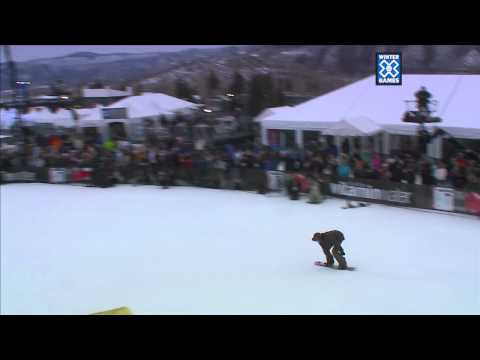 Winter X Games 2012: Forest Bailey Takes Gold