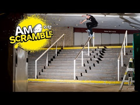 "Rough Cut: Henry Gartland's ""Am Scramble"" Footage"