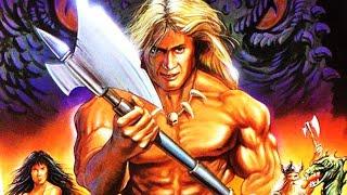 Golden Axe Arcade Co op playthrough