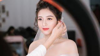 Đám cưới đẹp nhất Vĩnh Yên - Chú rể cô dâu xinh như Hoa Á Hậu